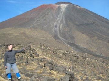 Return to Ngauruhoe as a teacher