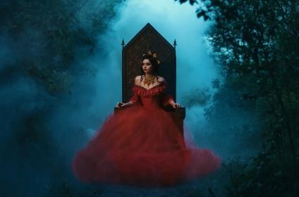 evil fairy queen