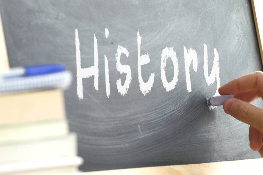 history chalk