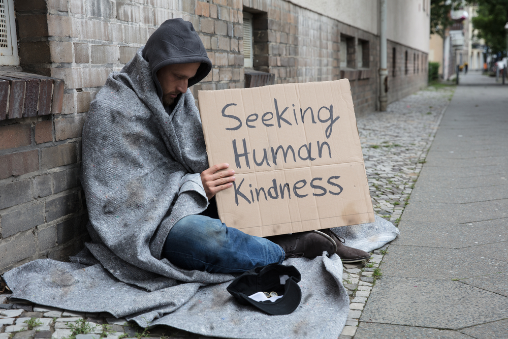 kind homeless