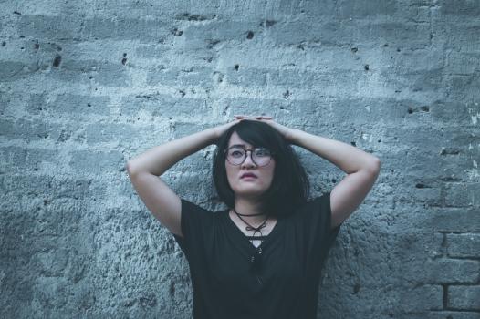 Mental space woman