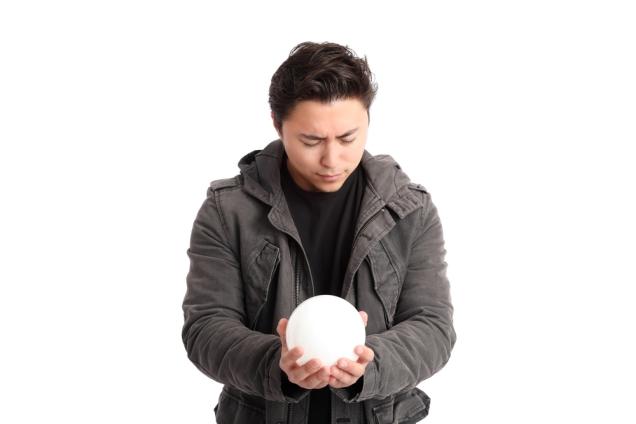 paranormal crystal ball
