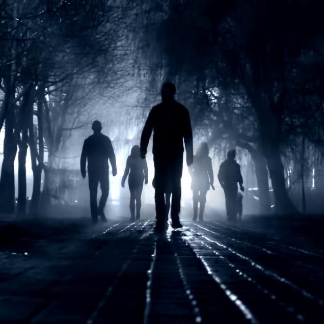 paranormal night group bridge