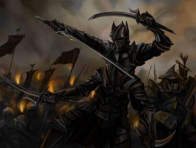 shutterstock_652640365 fantasy battle